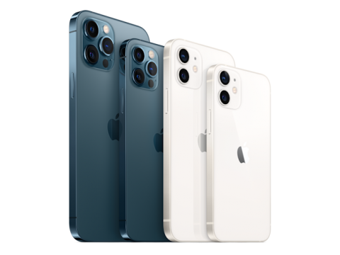 Apple has officially introduced the iPhone 12!