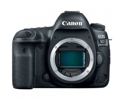 Canon EOS 5D Mark IV body