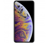 Apple iPhone XS Max Dual (4GB,256GB,Silver)
