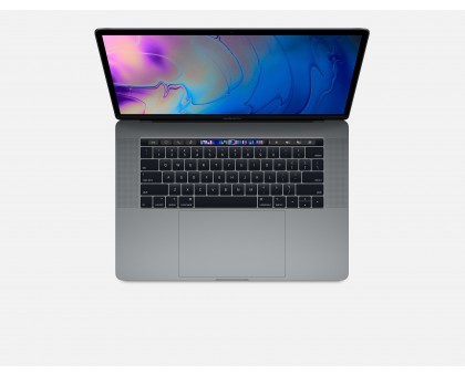 "Apple MacBook Pro 15.4"" Touch Bar MR942RU Space Gray"