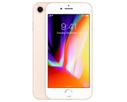 Apple iPhone 8 (2GB,256GB,Gold)