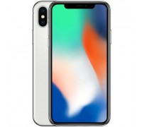 Apple iPhone X (64GB,Silver)