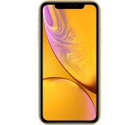 Apple iPhone XR (3GB,64GB,Yellow)