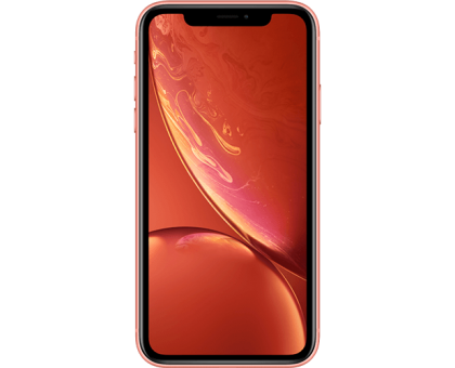 Apple iPhone XR (3GB,64GB,Coral)