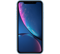 Apple iPhone XR (3GB,64GB,Blue)