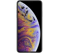 Apple iPhone XS Max (4GB,256GB,Silver)