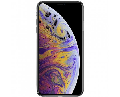 Apple iPhone XS Max (4GB,64GB,Silver)