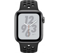 Apple Watch Series 4 Nike+ (GPS,40mm,Space Gray Aluminum Case with Black Nike Sport Band)