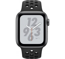 Apple Watch Series 4 Nike+ (GPS,44mm,Space Gray Aluminum Case with Black Nike Sport Band)