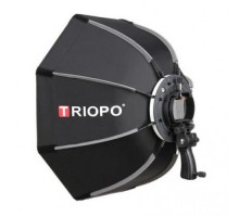 TRIOPO Foldable Octagon Softbox (55sm)