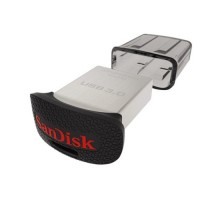 SanDisk Ultra Fit USB Flash Drive (16GB)