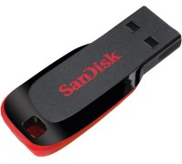 SanDisk Cruzer Blade USB Flash Drive (128GB)