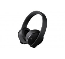 Sony GOLD Wireless PS4 Headset (Black)