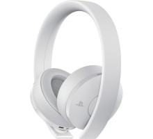 Sony GOLD Wireless PS4 Headset (White)
