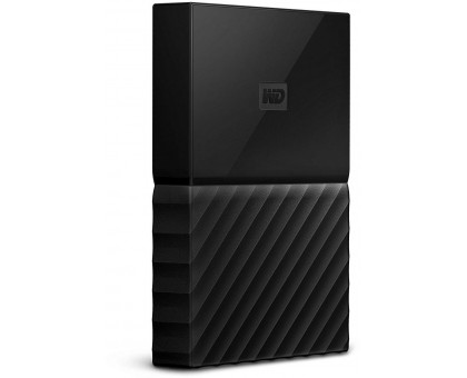 WD My Passport HDD (2TB)