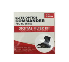 Commander filter kit (58mm)