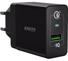 Anker PowerPort+ 1 with Quick Charge 3.0 (Black)