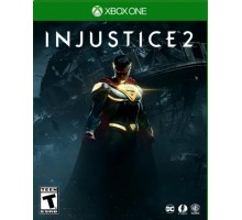 Xbox One (Injustice 2)
