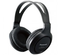 Panasonic RP-HT161 Over-Ear Headphones (Black)