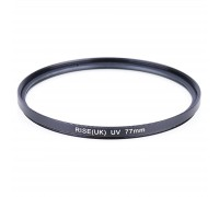 Rise (UK) UV filter 77mm