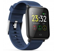 Q9 Smart Watch (Coral Blue)