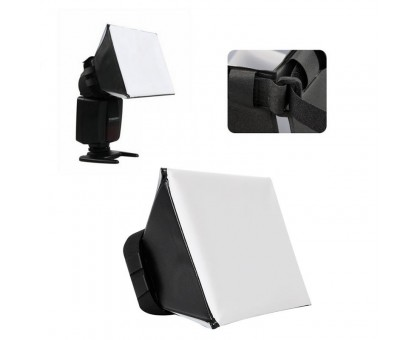 Mini difuzer softbox (10x13 sm)