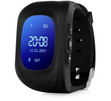 Wonlex Q50 Smart Watch (Black)
