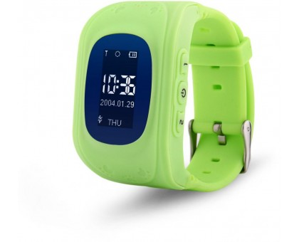 Wonlex Q50 Smart Watch (Green)