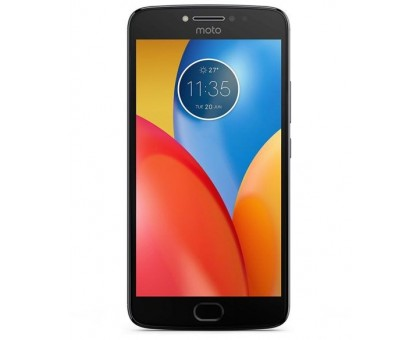 Moto E Plus (3GB,16GB,Iron Grey)