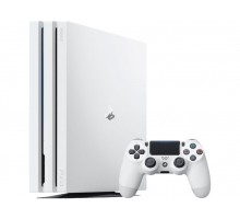 Sony PlayStation 4 Pro (1TB,White)