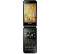 Samsung Galaxy Folder 2 (1.5GB,16GB,Black)