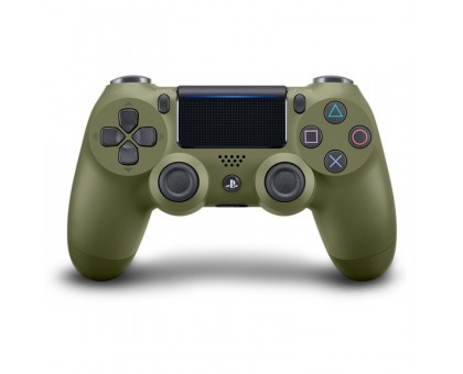 PS4 DualShock 4 Wireless Controller (Army)
