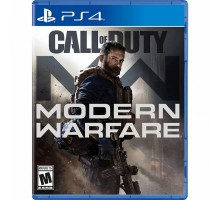 PlayStation 4 (Call of Duty: Modern Warfare (2019))