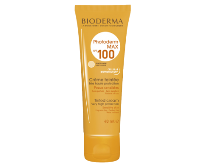 Bioderma Photoderm Max Tinted Cream SPF 100 (40ml)