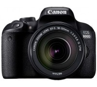 Canon EOS 800D 18-135mm IS STM