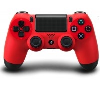 PS4 DualShock 4 Wireless Controller (Red)