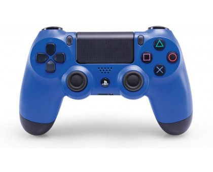PS4 DualShock 4 Wireless Controller (Blue)