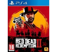 PlayStation 4 (Red Dead Redemption II)