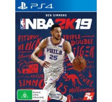 PlayStation 4 (NBA 2K19)
