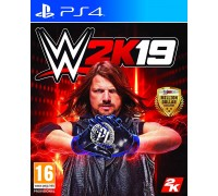 PlayStation 4 (WWE 2K19)