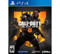 PlayStation 4 (Call of Duty Black OPS4)