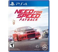 PlayStation 4 (Need For Speed PayBack)
