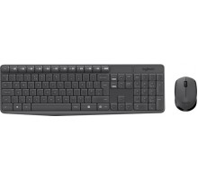Logitech MK235 Wireless keyboard/mouse