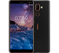 Nokia 7 Plus (4GB,64GB,Black)