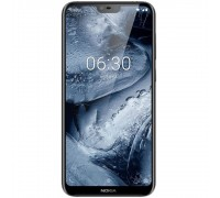 Nokia 6.1 Plus (4GB,64GB,Black)