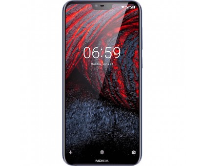 Nokia 6.1 Plus (4GB,64GB,Blue)