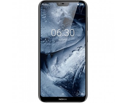Nokia 6.1 Plus (4GB,64GB,White)