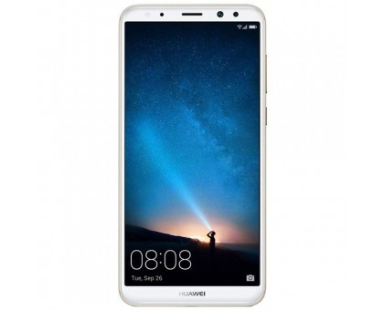 Huawei Mate 10 Lite  (4GB,64GB,Gold)