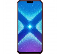 Huawei Honor 8X (4GB,64GB,Red)