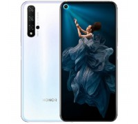 Huawei Honor 20 (6GB,128GB,Icelandic White)
